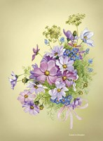Bouquet of Summer Flowers Fine Art Print