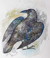 Quoth the Raven Fine Art Print