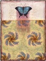 Tashmoo Butterfly Fine Art Print