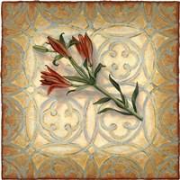 Orange Lily Fine Art Print