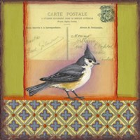 Carte Postale Bird 5 Fine Art Print