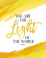 You Are the Light of the World Fine Art Print