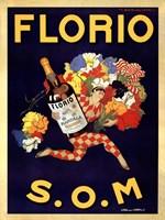 Florio 1915 Fine Art Print