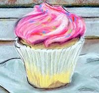 Cupcake Fine Art Print