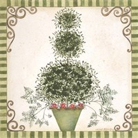 Topiary II Fine Art Print