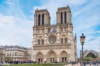 Notre Dame Cathedral I Fine Art Print