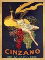 Cinzano Framed Print