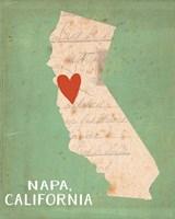 Napa Fine Art Print