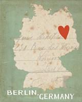 Berlin Fine Art Print