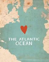 Atlantic Ocean Fine Art Print
