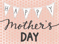 Happy Mother's Day Fine Art Print