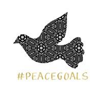 Peace Goals Fine Art Print