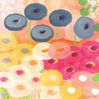 Joyful Garden III Fine Art Print