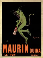 Maurin Quina Framed Print