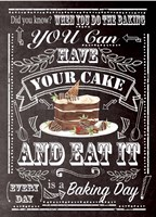 Have Your Cake Fine Art Print