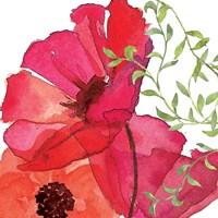 Vibrant Floral I Fine Art Print