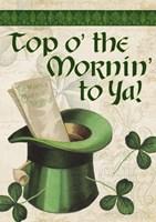 Irish Blessings Fine Art Print