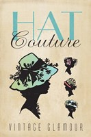 Hat Couture I Fine Art Print