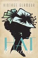 Hat Couture II Fine Art Print