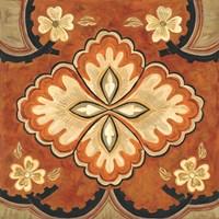 Kashmir Motif B Fine Art Print