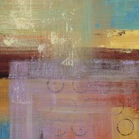 Kalahari Square II Fine Art Print