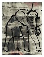 Abstract Elephant I Fine Art Print