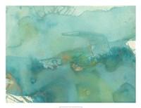 Turquoise Moment III Fine Art Print