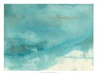 Turquoise Moment IV Fine Art Print