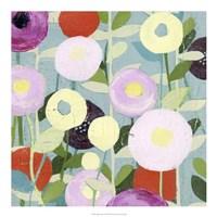 Poppy Strata I Fine Art Print