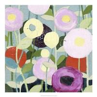 Poppy Strata II Fine Art Print