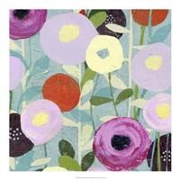 Poppy Strata III Fine Art Print
