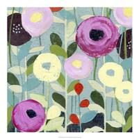 Poppy Strata IV Fine Art Print