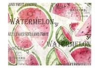 Watermelon Summer Fine Art Print