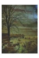Somewhere Beyond The Mist 1 Fine Art Print