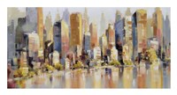 Urbania 100 Fine Art Print