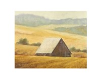 Mill Creek Barn Fine Art Print