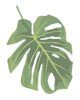 Philodendron 2 Fine Art Print