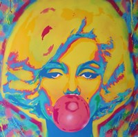 Candy Girl Fine Art Print