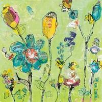 Doodle Garden Fine Art Print