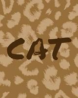 Cat Pattern Fine Art Print