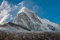 Mt Pumori behind Kala Patthar, Nepal Fine Art Print