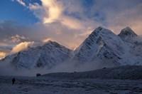 Kangshung Glacier, Tibet Fine Art Print