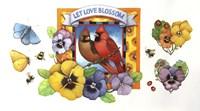 Let Love Blossom Fine Art Print