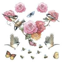 Chickadee Fine Art Print