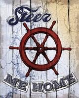 Shipwheel Fine Art Print