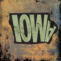 Iowa Fine Art Print