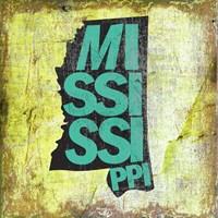 Mississippi Fine Art Print
