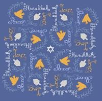 Hanukkah 4 Fine Art Print