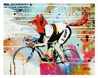 Le Fox Fine Art Print