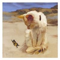 Eye on Butterfly V Fine Art Print